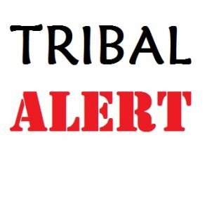 tribal alert