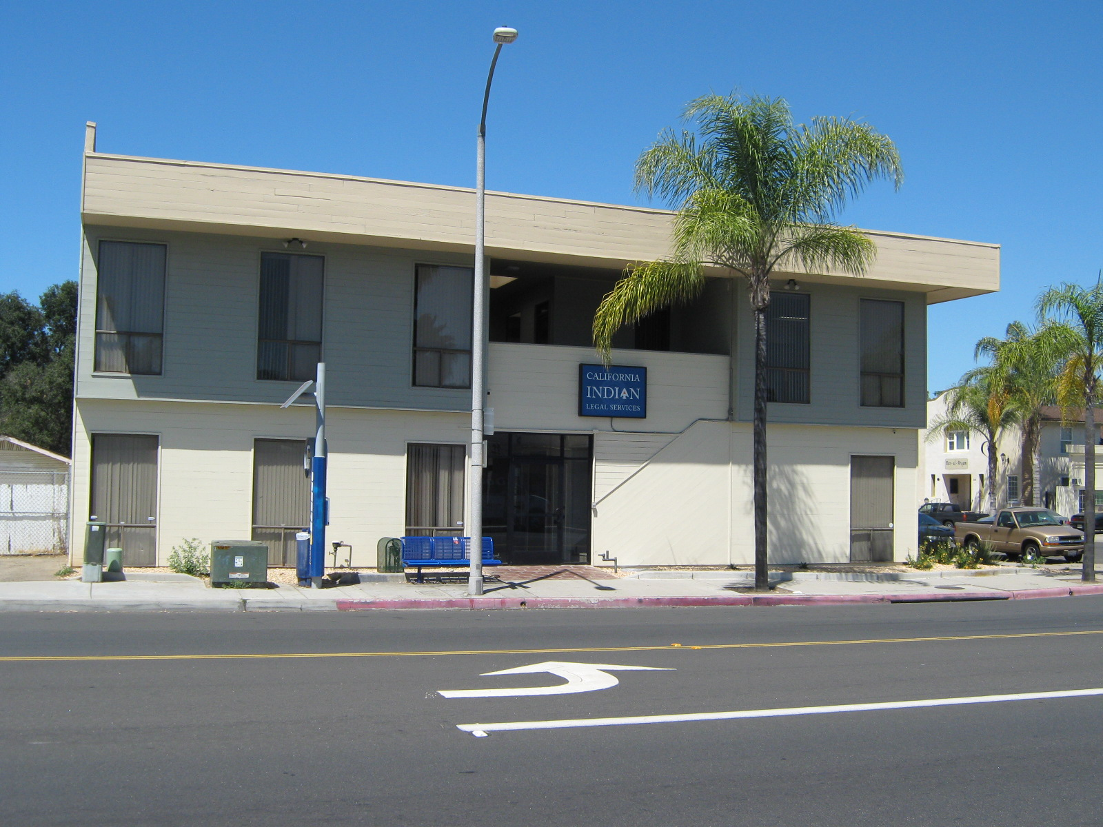 Cal Indian Legal Services Cils Completes Renovation Of Escondido